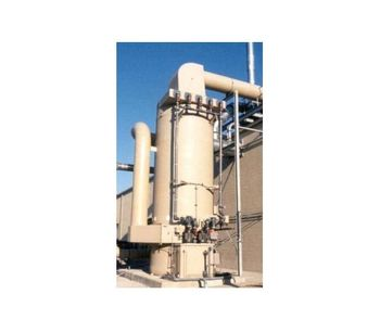 CECO HEE-Duall - Model HQS - Quencher Scrubber System
