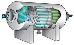 CECO Peerless - Swirl Tube Centrifugal Separator