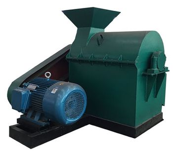 Whirlston - Model HMC - High Moisture Fertilizer Crusher Machine