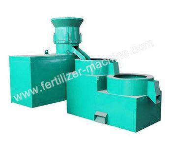 Whirlston - Model KP - Ball Shape Organic Fertilizer Granule Machine