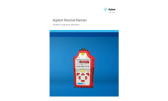 Resolve - Handheld Detection System Brochure