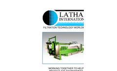 Latham Products Catalogue