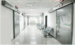 Radiation Shielding Sliding Doors