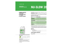 NU-SLOW - Model 28 - Slow Release Nitrogenous Fertiliser Brochure