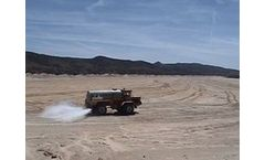 Erosion and Dust Control Products for Mining Industry