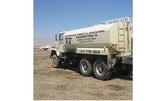 Erosion and Dust Control Products for Construction Industry