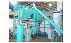 Giant King - Model 2T/H - HM800 - Grass Pellet Production Plant