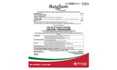 Batalium - Herbicide Brochure