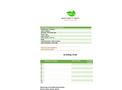 Optimum - Bulb Enhancement Mineral Elements Product Brochure