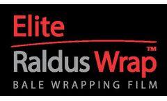 Elite Raldus Wrap - Bale Wrapping Film
