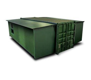 BERG - Model E2S2 - Energy Efficient Shelter System