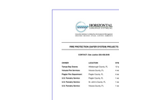HSSI - Surficial Aquifer Fire Emergency Reservoir System (SAFER) Brochure