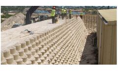 Flood defense systems for Protective & reinforced berms
