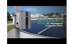 Odour Monitoring Equipment & Solution for Waste Water Odour Impact Assessment & Complain Management