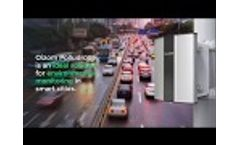 Air Quality Monitoring System for Smart City for Environmental Action using Pollution Data