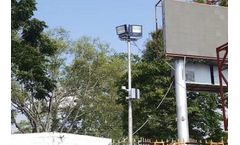 Air Quality Monitoring at Imphal Smart City, India - Case Study