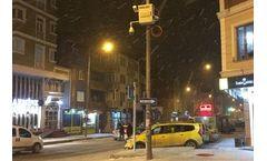 Urban air quality monitoring at Kars, Turkey - Case Study