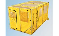 Model LI-360A - Dual Chamber Tent