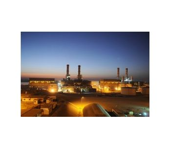 BOP Power Plants