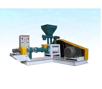 FANWAY - Dry Type Fish Feed Extruder