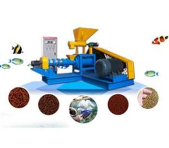 FANWAY - Model  FY-DGP80 - Floating Fish Feed Extruder - Dry Type