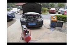 Okay Energy quantum carbon cleaner 6.0 QM6000 Video