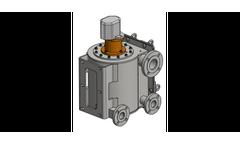 Model SG-100 & SG-200 - Liquid-Solid Separation Filter