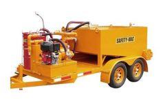 Safety-Vac - Model 35LRP500-DOT-T - Nash Liquid Ring Vacuum Pump System