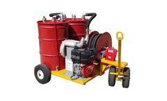 Safety-Vac - Model 15G100-4TC - High Pressure Regenerative Blower System