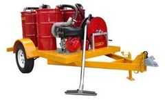 Safety-Vac - Model 15G200-DOT - High Pressure Regenerative Blower System