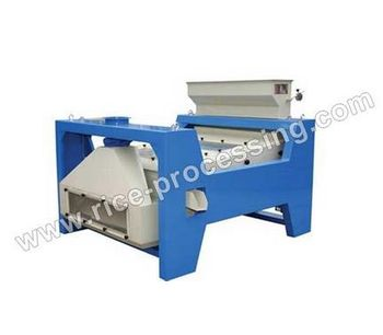 Rotary Paddy Cleaner-1
