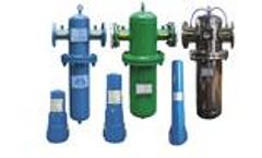 Compressed Air Precision Filter