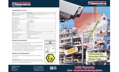 Pergam - Model LMS - Laser Based Monitoring System Brochure
