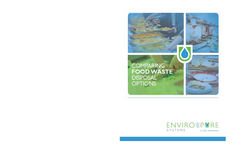 Comparing Food Waste Disposal Options Brochure