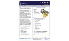 SONARtrac - Model VF-50 - Flow Measurement System Brochure