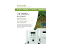 X-Cite - Model 120PC Q - Light Source Computer Controlled Fluorescence Microscope Brochure