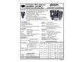 ABM - Model c/w HART 7 - 2 Wire Ultrasonic Transmitters - Datasheet