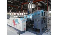 HDPE Water Supply Machine