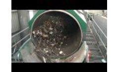 Heavy Duty Trommel Screen - M&K Video