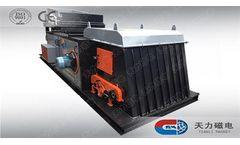 Model TLFXPII - Non-Ferrous Metal Separator