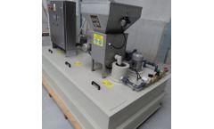 EMI - Flowing Polyelectrolyte Station