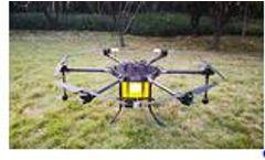 Joyance - Model JT10L-606 - 10L Electrostatic Centrifugal Drone Sprayer