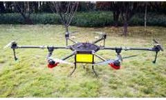 Joyance - Model JT15L-608 - 15 L Precision Pesticide Spraying Drone