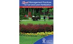 Best Management Practices for Turf and Lawn Fertilization