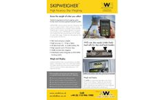 Skipweigher - High Accuracy Skip Weighing - Datasheet