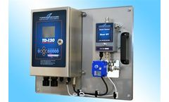 UV fluorescence technology for monitoring of leaks in heat exchangers