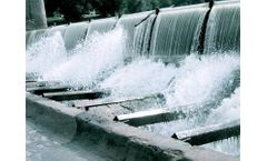 UV fluorescence technology fo monitoring hydroelectric dam sumps