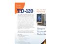 TDHI - Model TD-120 - Oil in Water Monitor - Brochure