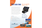 TD-550/560 Oil in Water Analyzer - Technical Datasheet