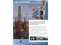 TDHI - Model TD-4100XD - Continuous On-Line Oil in Water Monitor - Technical Datasheet